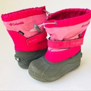 COLUMBIA Girl's Powderbug Plus ll Snow Boots